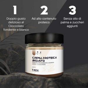 Top Double Cream Proteica